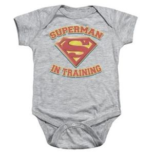 Other - Superman - Superman In Training Infant Onesie